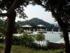 View of Basunti swimming pool