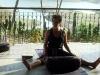 Su Sareen Scaravelli inspired yoga at Basunti, India