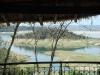 View from the yoga shala, Basunti