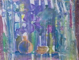 Batik by Dorothy Morris