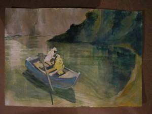 Painting Retreat - Jenny 2012