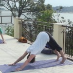 Su Sareen, Yoga workshp, Basunti 2012