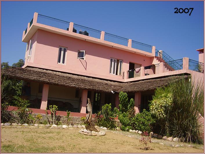 Main House 2007
