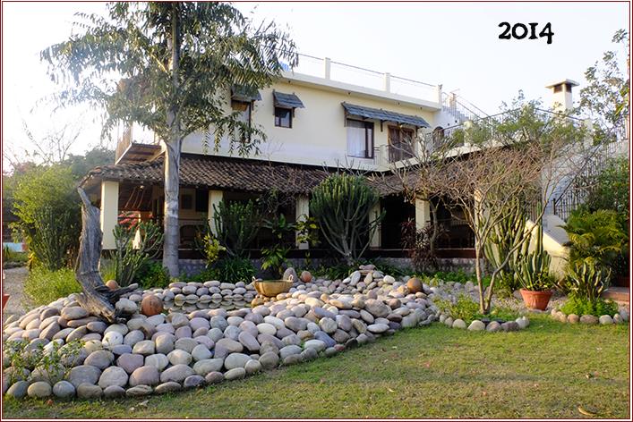 Main House 2014